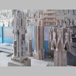 Realizzazioni Conservazione Duomo di Milano Varie