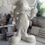 Scultura - Mickey Mouse