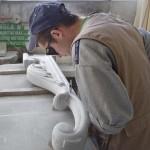 Varie realizzazioni di arte sacra in marmo