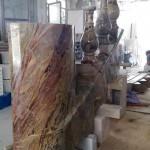 Scala in marmo - Scalinata