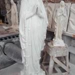 Statua in Marmo della Madonna - 1