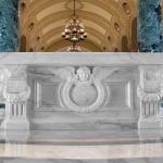 Altare Maggiore Cattedrale St Mary/Joseph