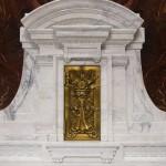 Tabernacolo Altare Maggiore - particolare