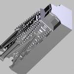 Modello 3D Guglia 18