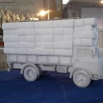 Camion in Marmo - Marble Truck