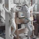 Statua in Marmo di Cristo - Christ's Marble Statue