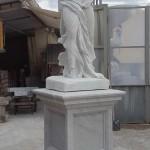 Nike from Samotracia Marble Statue
